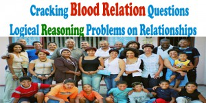 Blood Relation Problems tricks and shortcuts