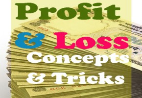 Profit and Loss  Concepts and Tricks on Profit Loss