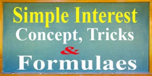 simple interest, S.I, principal, rate, time