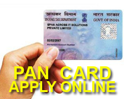 How to apply for new pan Card online in india IN HINDI