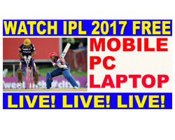 ipl live free streaming 2017