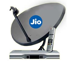 jio set top box dth