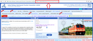 recover indian railway irctc username and password