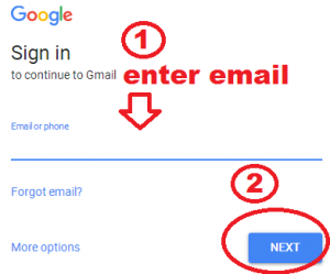 how to send email from my gmail account