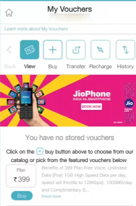 How to Book Jio Phone Rs 500 by My Jio Android Mobile App
