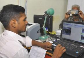 hoe to lock biometric data of aadhaar card online