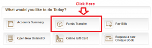 how to transfer money from bank of baroda,